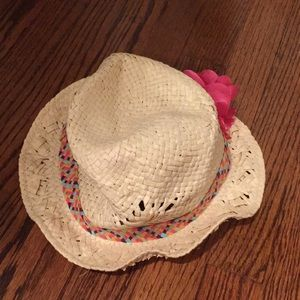 Accessories - Straw child hat
